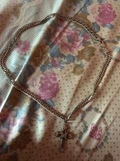Pre-loved silver neklace