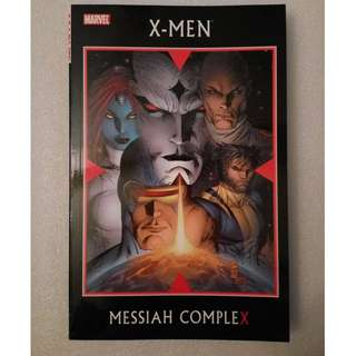 Marvel Comics Messiah Complex