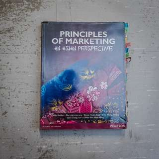 🚚 Principles of Marketing: An Asian Perspective for AB1501