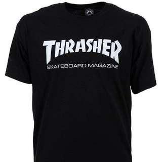 Thrasher Black&White TShirt