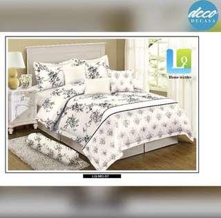Bedsheet & Comforter Set Cadar Murah