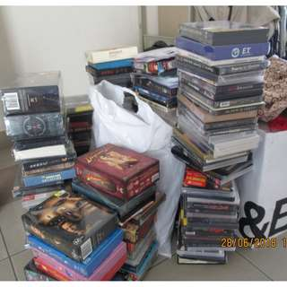 HUNDREDS OF DVD FOR SALE MOSTLY UNOPENED !!!