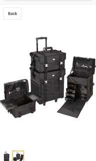 Professional Make Up Trolly