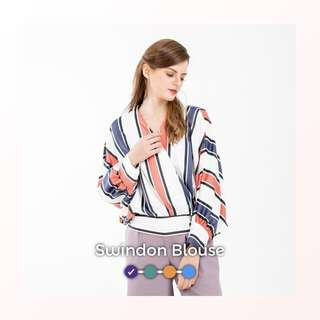 Swindon blouse