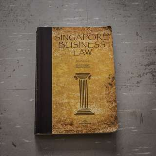 🚚 Singapore Business Law (5th Edition)