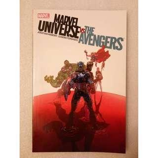 Marvel Universe vs The Avengers (comics)