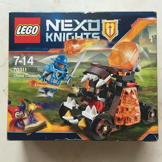 NEW! Lego Nexo Knights Chaos Catapult 70311