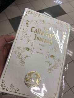 Starbucks Card Album 2018