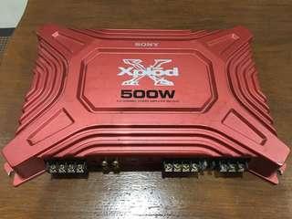 SONY Xplod 500