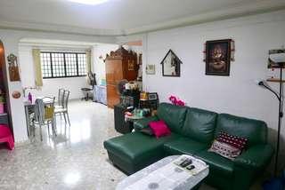 Spacious 5 Room Near AMK Mrt For Sale!