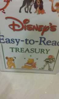 Disney Easy-to-Read Treasury
