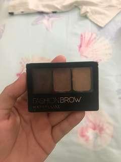 """Maybelline Fashion brown """"Dark brown"""""""