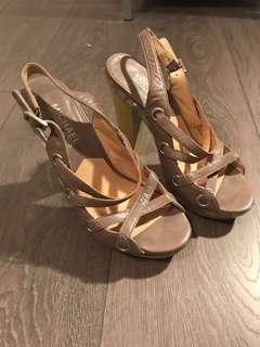 Michael Kors sandals heels 6