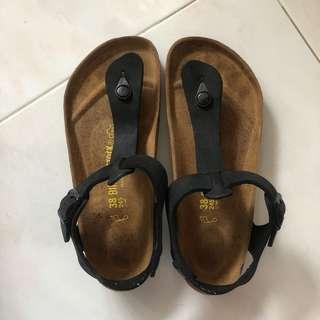 Birkenstock slippers sandals size 35, Women s Fashion, Shoes, Flats ... 149449867d6c
