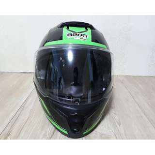 Helmet Beon St-09 Force Flip Up