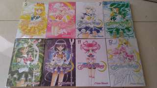 Komik Sailor Moon eds deluxe