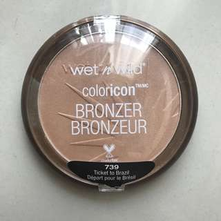 Wet n wild color icon bronzer - tiket to brazil