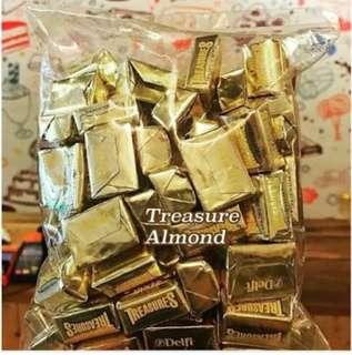 coklat delfi treasure 1kg