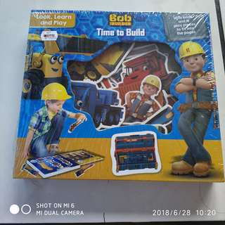 Bob the builder books