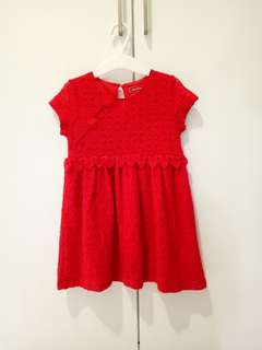 Preloved baby girl dress