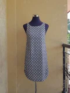 H&M Dolphin Hem Dress