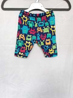Mothercare Alien Print Swim Bottoms