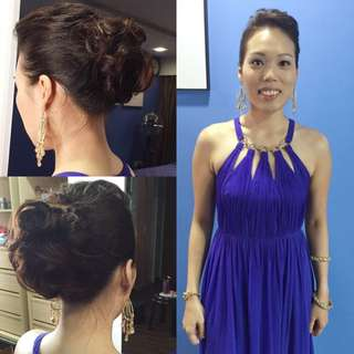 Make Up & Hair Styling Services