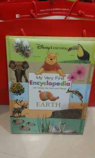 Disney My Very First Encyclopedia with Winnie the Pooh & Friends  (Earth)