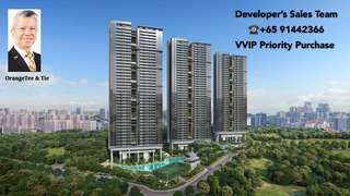 Stirling Residences @ Queenstown Mrt