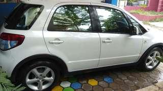 Dijual Suzuki X Over Th 2007 masih mulus