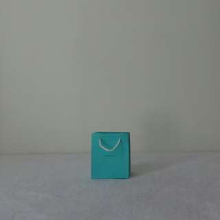 Tiffany & Co Paper Bag
