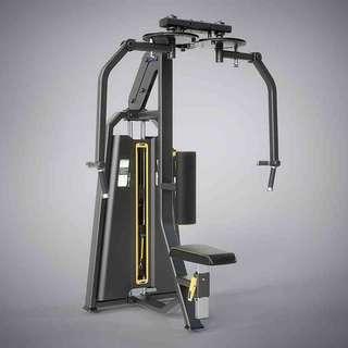 Rear Delt / Pec Fly Gym Equipment