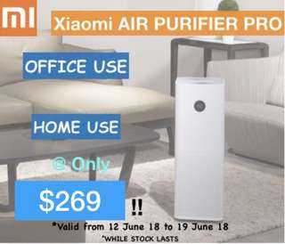 🚚 2018 Air Purifier Xiaomi Pro OLED Display