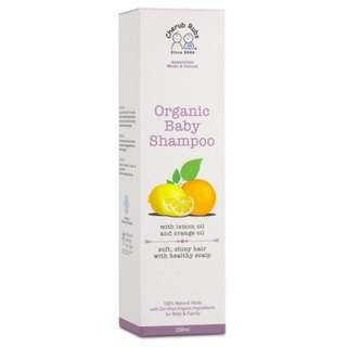 Cherub Rubs Organic Baby Shampoo (250ml)