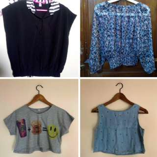 #Free #Blessing Crop Tops