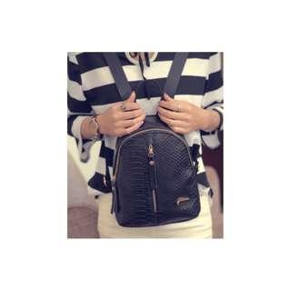 Backpack Croco Imut