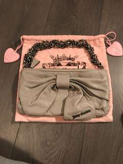 Juicy couture leather purse