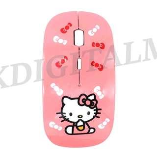 Flash Sales - Hello Kitty Wireless Mouse B