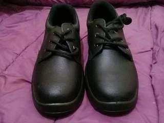 Camel Safety Shoes Black