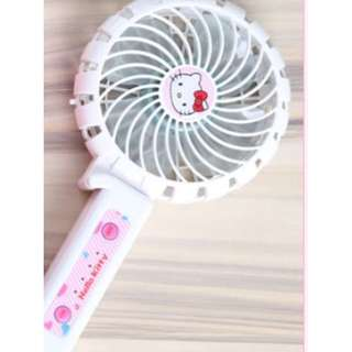 Hello Kitty Portable fan