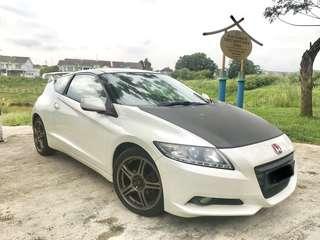 2012 Honda CRZ 1.5 hybrid 6MT