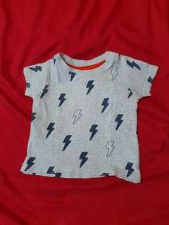 Mothercare thunder shirt