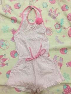 Pink Jumpsuit for toddler