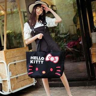 #預購 #包包 新款凱蒂貓旅行運動手提大包