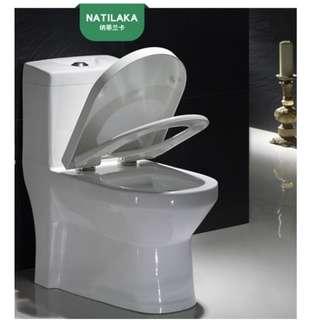 Toilet Bowl Water Closet Brand New