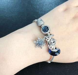 Pandora手鏈  💙                潘多拉潘朵拉首飾禮物