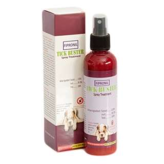 Tick Buster Anti Tick Fipronil Spray Treatment 200 mL