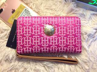 Tommy Hilfiger Wallet Authentic