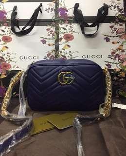 Gucci marmont satchel sling bag SALE