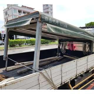 威利 威力 1.2 車棚 篷式 棚架 帆布架 菱利 三菱 VARICA